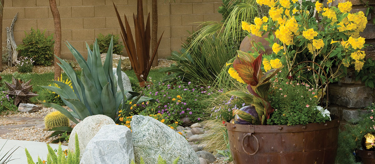 Water-smart landscaping
